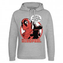 Deadpool slim fit mikina Sushi Epic