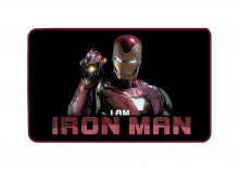 Marvel Carpet I Am Iron Man 80 x 50 cm
