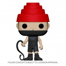 Devo POP! Rocks Vinylová Figurka Whip It w/Whip 9 cm