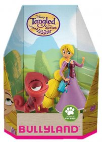 Tangled Gift Box with 2 Figures Set #3 5 - 9 cm