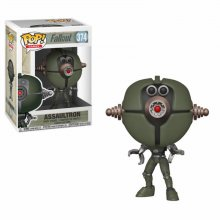 Fallout POP! Games Vinylová Figurka Assaultron 9 cm