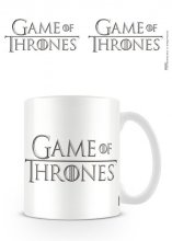 Game of Thrones Mug Logo