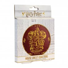 Harry Potter podtácky 4-Pack Houses Erby