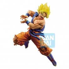 Dragonball Super Z-Battle PVC Socha Super Saiyan Son Goku 16 cm