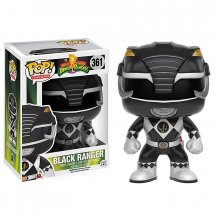 Power Rangers POP! figurka Black Ranger 9 cm