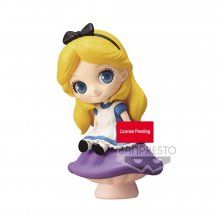 Disney Sweetiny mini figurka Alice Ver. A 6 cm