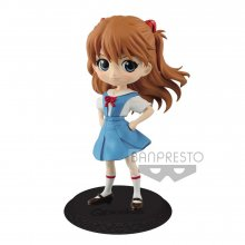Evangelion Movie Q Posket mini figurka Asuka Langley Ver. A 14 c