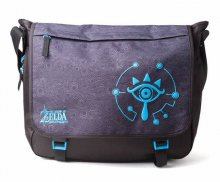 Legend of Zelda Breath of the Wild Messenger Bag Sheikah Eye