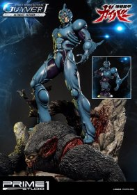 Guyver The Bioboosted Armor Socha & Bust Guyver I Ultimate Edit