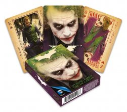 DC Comics herní karty Joker (Heath Ledger)