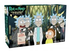 Rick and Morty Deck-Building Game Close Rick-Counters of the Ric