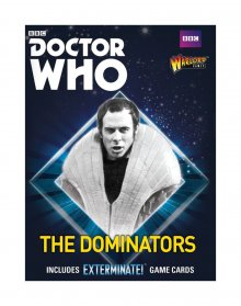 Doctor Who Exterminate! Miniatures The Dominators *English Versi
