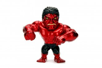 Marvel Metals Diecast mini figurka Red Hulk 10 cm