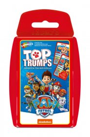 Paw Patrol karetní hra Top Trumps *German Version*