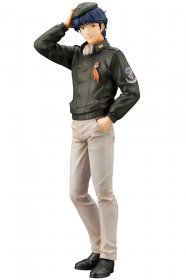 Legend of the Galactic Heroes ARTFXJ Socha 1/8 Yang Wen-li 25 c