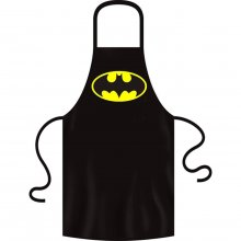 Batman Cooking Apron Logo