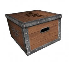 Legend of Zelda Storage Box Treasure Chest Case (5)