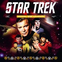 Star Trek TOS Calendar 2021 *English Version*
