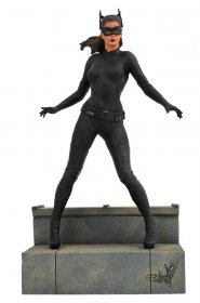 The Dark Knight Rises DC Movie Gallery PVC Socha Catwoman 23 cm