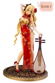 T2 Art Girls STP PVC Socha 1/6 Jin-Lian Red Ver. 27 cm