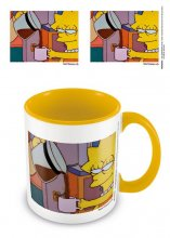 Simpsons Coloured Inner Hrnek Lisa Coffee