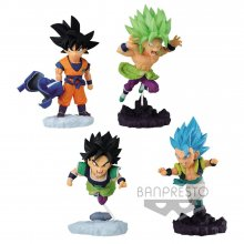 Dragon Ball Super Movie WCF ChiBi figurky 7 cm prodej v sadě Dio
