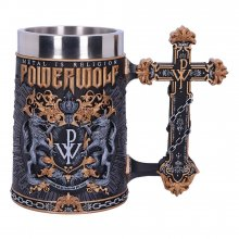 Powerwolf Korbel Logo