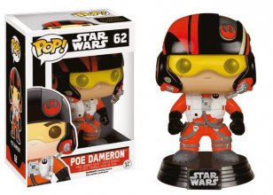 Star Wars Episode VII POP! Vinyl Bobble-Head Poe Dameron 10 cm