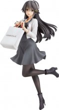 Kantai Collection PVC Socha 1/8 Haruna Shopping Mode 24 cm