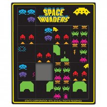 Space Invaders sliding pu