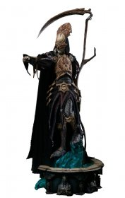 Court of the Dead Premium Format Figure Death Master of the Unde