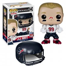 NFL POP! Football figurka J.J. Watt (Houston Texans) 9 cm