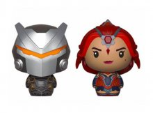 Fortnite Pint Size Heroes mini figurky 2-Pack Omega & Valor 6 cm