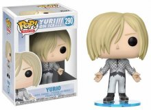 Yuri!!! on Ice POP! Animation Vinyl Figure Yurio 9 cm