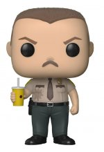 Super Troopers POP! Movies Vinyl Figure Farva 9 cm