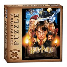 Harry Potter and the Sorcerer's Stone Collector's skládací puzzl