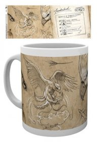 Fantastic Beasts Mug Thunderbirds