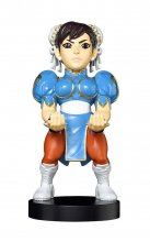 Street Fighter Cable Guy Chun Li 20 cm