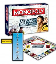 Jay and Silent Bob Strike Back Board Game Monopoly *US Version*
