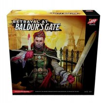 Avalon Hill desková hra Betrayal at Baldur's Gate english