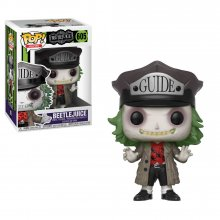 Beetlejuice POP! Horror Vinyl Figure Beetlejuice Guide Hat 9 cm