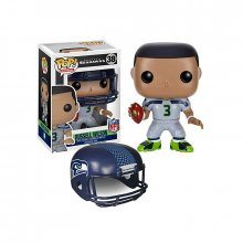 NFL POP! Football figurka Russell Wilson (Seattle Seahawks) 9 cm