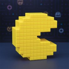 Pac-Man 3D Pixelated Light Pac-Man 15 cm