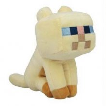 Minecraft Happy Explorer Plyšák Persian Cat 17 cm