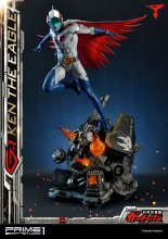 Science Ninja Team Gatchaman Socha 1/4 G-1 Ken the Eagle 73 cm