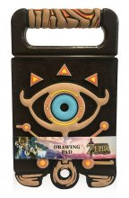 Legend of Zelda Breath of the Wild Drawing Pad Sheikah Slate