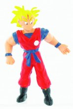 Dragonball Z mini figurka Yellow Goku 10 cm