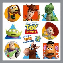 Toy Story Calendar 2021 *English Version*
