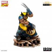 Marvel Comics BDS Art Scale Socha 1/10 Wolverine 22 cm