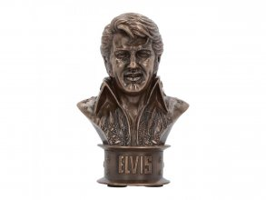 Elvis Presley Bronze Collection Bust 18 cm